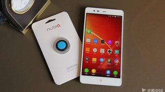 ZTE Nubia X6: Giganto-Phablet mit Snapdragon 801, 13 MP-Frontkamera und 128 GB Speicher für China vorgestellt