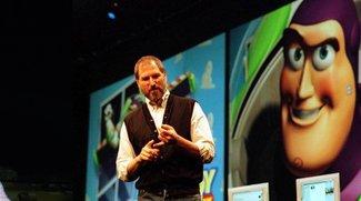 Steve Jobs und Pixar: Neues Buch gewährt seltene Einblicke