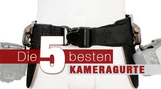 Die 5 besten Kameragurte