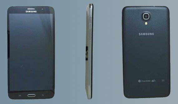 Samsung SM-T2558: 7 Zoll-Smartphone aufgetaucht