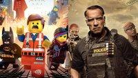 Lego und Arnie: Die Kinostarts vom 10. April 2014