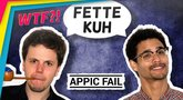 Appic Fail #8: Fette Kuh