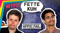 Appic Fail #8: Fette Kuh
