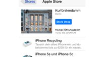iPhone-Recycling-Programm auch in deutschen Apple Stores