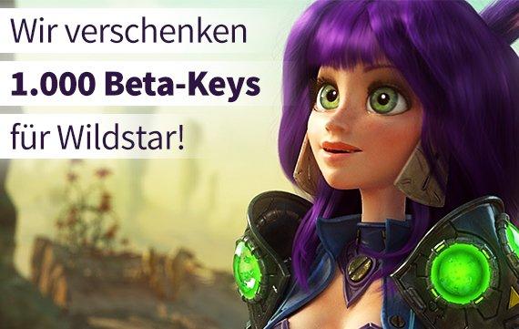 WildStar Gewinnspiel: 1.000 Beta-Keys für die nächste Testphase zu vergeben!