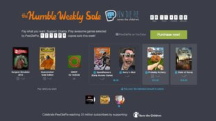 Humble Weekly Sale: State of Decay, Garry's Mod und mehr