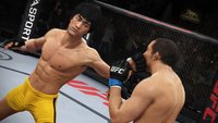 EA Sports UFC: Bruce Lee mischt die Riege der Mixed-Martial-Arts-Kämpfer auf