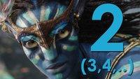 Avatar 2, 3, 4: Regisseur James Cameron gibt neue Informationen