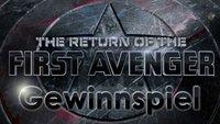 """Gewinnt ein signiertes """"The Return of the First Avenger""""-Poster!"""