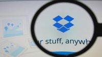 Sicherheitslücke bei Dropbox erlaubte Dritten Zugriff auf Dateien