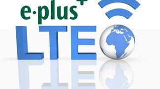 LTE-Netz von E-Plus für iPads verfügbar