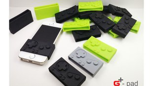 G-Pad bringt Game-Boy-Feeling aufs iPhone