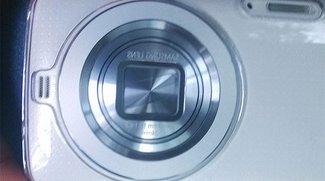 Samsung Galaxy K Zoom: Smartphone-Kamera-Hybrid auf neuen Bildern gesichtet, schlanker als S4 Zoom