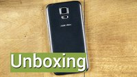 Samsung Galaxy S5 - Unboxing