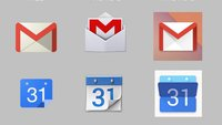 "Google Apps: ""Moonshine""-Update bringt neues Icon-Design [Gerücht]"