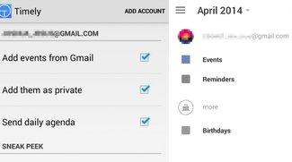 """Google Kalender: Neues Design durch Screenshots geleakt, könnte bald """"Timely"""" heißen"""