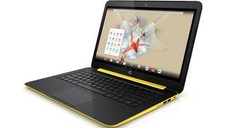 HP Slatebook 14: Android-Notebook mit Tegra 4 offiziell vorgestellt