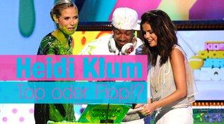 Heidi Klum: Top oder Flop!?