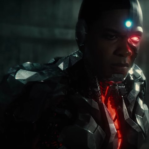 Ray Fisher als Cyborg // ©DC & Warner Bros.