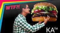 Kamal Against The Machine: §$%&?! Essen (der wöchentliche Abriss)