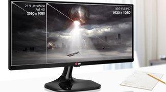 21:9-Display mit hoher Pixeldichte zum Kampfpreis: LG 25UM65-P vorgestellt und lieferbar