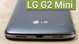 "LG G2 Mini: ""Ausgepackt"""