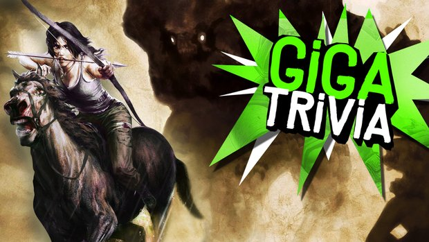 GIGA Trivia #42: Raider of the Colossus & mehr!