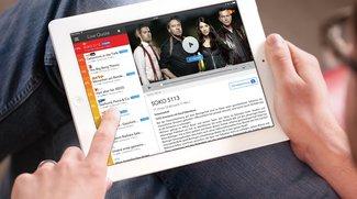 Live TV für iOS, Android und Mac