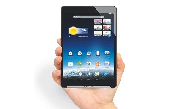 ALDI-Tablet: 8-Zoller Medion LIFETAB S7852 mit Quad-Core & KitKat ab 8. Mai für 149 Euro