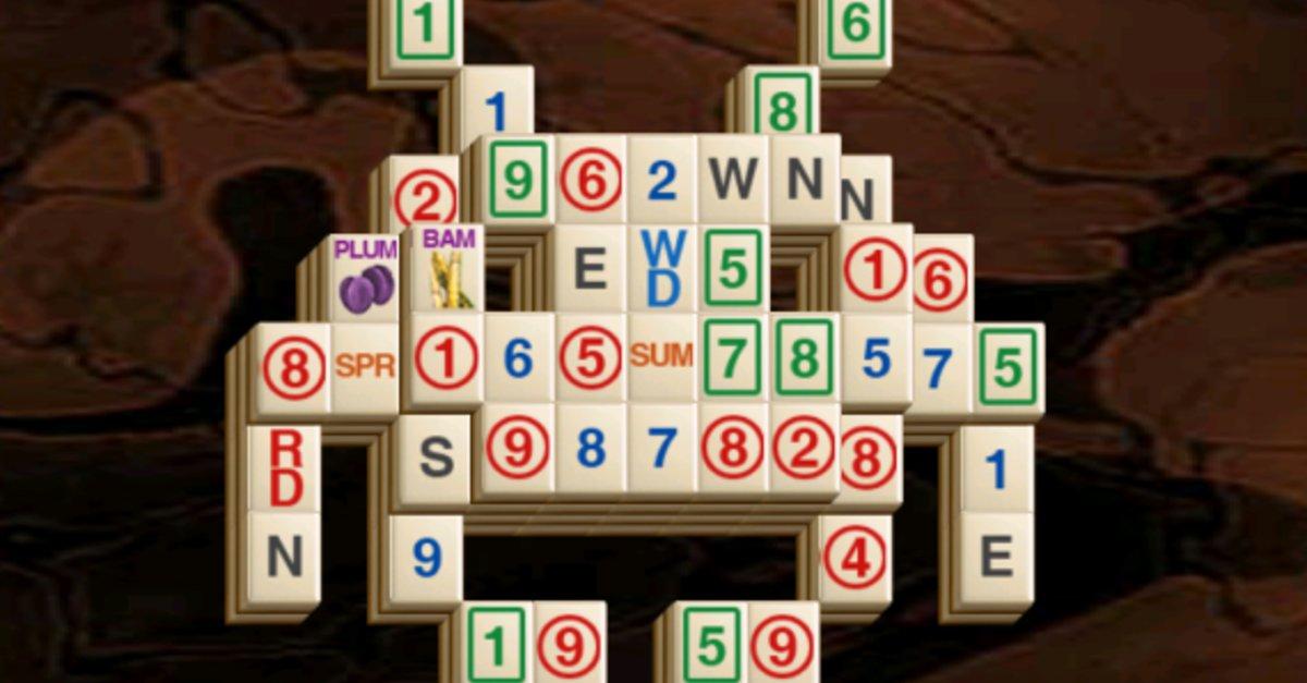 Mahjong Große Steine