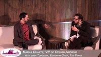 "Matias Duarte: Android-Design-Chef über Android Wear, Flat Design und den ""Death of Mobile"""