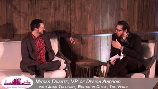 "Matias Duarte: Android-Design-Chef über Android Wear, Flat Design und den ""Death of Mobile"""