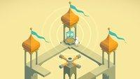 Monument Valley im Test: Eine kleine Box voller Träume