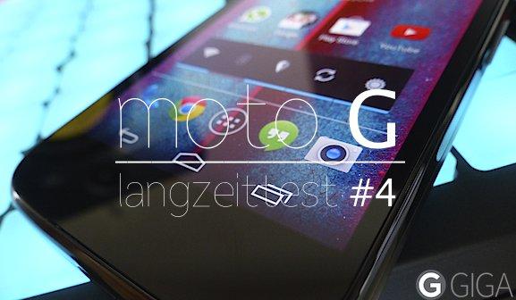Moto G im Langzeittest #4: Das Fazit