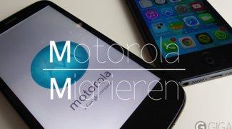 Motorola Migrieren: Von iOS zu Android Schritt-für-Schritt