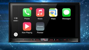 CarPlay: Auch Pioneer rüstet Apple-Integration nach