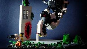 Wir staunen Klötzchen: 63 Videospiel-Kreationen aus LEGO