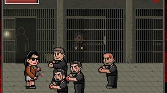 Es gibt ein brutales Browserspiel zu The Raid 2: Und es ist grauenvoll