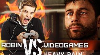 Robin VS Videogames: Heavy Rain - Das ergibt doch alles keinen Sinn!