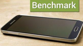 Samsung Galaxy S5: Benchmark Test