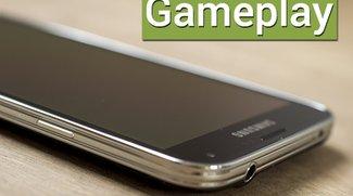 Samsung Galaxy S5 - Gameplay