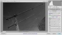 Photoshop Tutorial - Schwarz/Weiß Umwandlung im RAW-Konverter