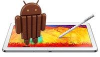 Samsung Galaxy Note 10.1 (2014) erhält Android 4.4-Update