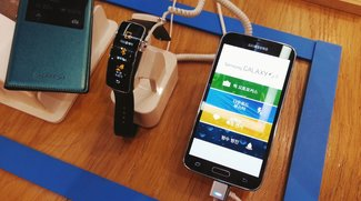 Samsung Gear Fit: Nun auch mit vertikaler Anzeige