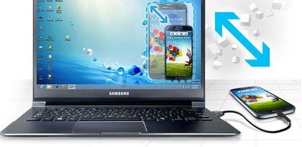 Installation des Samsung USB Smartphone Treibers richtig durchführen