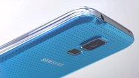 Samsung Galaxy S5 mini ist ebenfalls wasserdicht