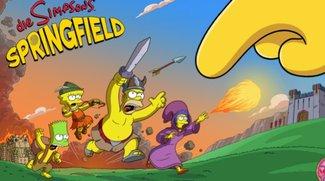 Die Simpsons: Springfield am PC – Mit Homer und Co. online spielen