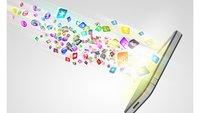 Der Trend geht zur verstärkten App-Nutzung