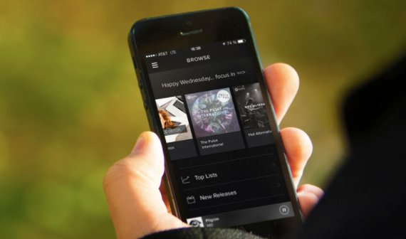 Steigender Umsatz: Spotify könnte iTunes in Europa überholen
