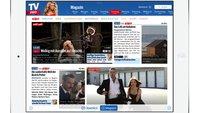 TV Pro 2: Fernsehprogramm fürs iPad